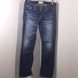 Big star Maddie boot jeans 27S